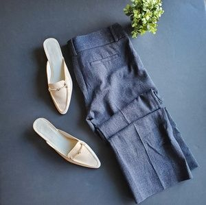 The loft Grey Thick Trousers